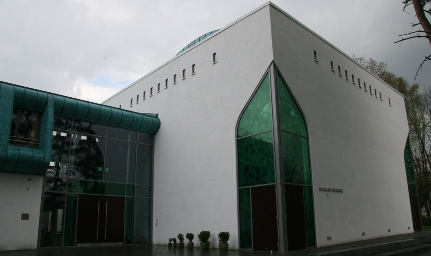 Mosque in Wolfsburg